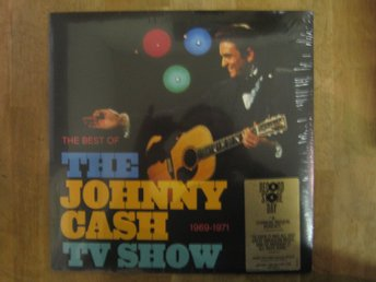 Johnny Cash-Tv Show. (LP) Ny och inplastad.Record Store Day Utgåva!