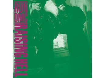 Run DMC: Raising hell (Vinyl LP + Download)