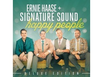 CD ERNIE HAASE & SIGNATURE SOUND - HAPPY PEOPLE - ny INPLASTAD