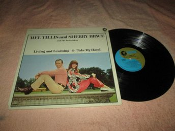 MEL TILLIS  AND SHERRY BRYCE  LIVING AND LEARNING TAKE MY