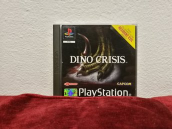 Playstation 1 Ps1 - Dino crisis - Pal