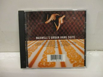 Maxwell ‎– Maxwell's Urban Hang Suite - FINT SKICK!