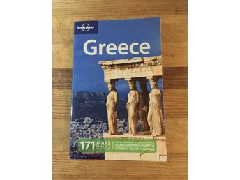 Lonely Planet Greece Grekland