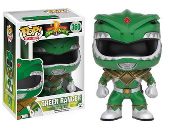 POP! Power Rangers Green Ranger Funko