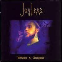 JOYLESS-Wisdom and Arrogance [LP] 2000 Ny! 200 ex Post Punk, Black Metal