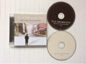 "Van Morrison 2-CD "" still on the top-greatest hits """