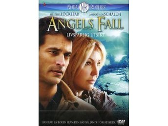 Angels Fall  DVD 2007 Drama Thriller Nora Roberts
