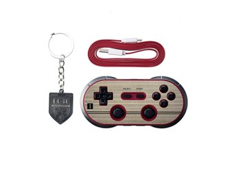 Famicom Pro FC30 Bluetooth Wireless Controller 8Bitdo (PC / iOS / Android)