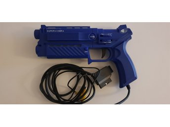 Supercobra Light Gun Sega Saturn / Playstation