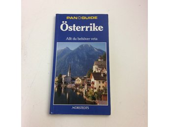 Guidebok, Österrike, Sally Bradshaw, Häftad, ISBN: 9789119233219, 1993