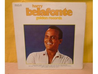 Harry Belafonte LP-skiva Vinyl