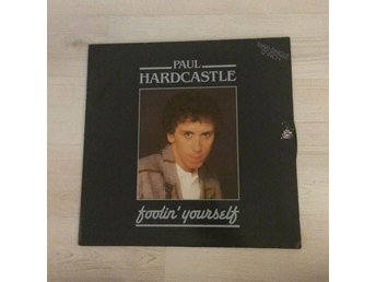"PAUL HARDCASTLE - FOOLIN´YOURSELF. (12"" MAXI)"