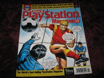 PLAYSTATION MAG MAY 1997 (ISS PRO,ODDWORLD MM.) TIPS 6 FUSK TILL SOVIET STRIKE
