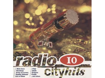 Radio City Hits 10 - 1996 - CD