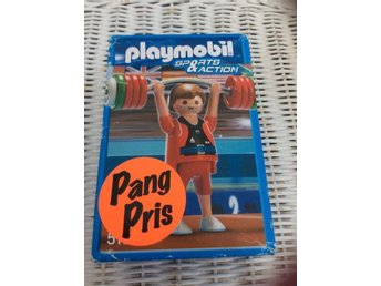 Playmobil 5199 Sports and Action. Weightlifter - Rimbo - Playmobil 5199 Sports and Action. Weightlifter - Rimbo