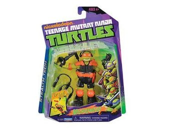 NINJA TURTLES MICHELANGELO1