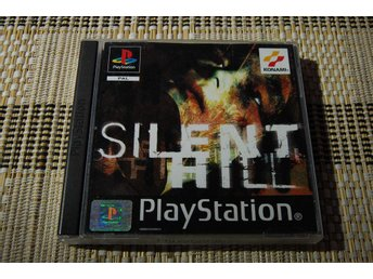 Silent Hill Original Sony Playstation PS1