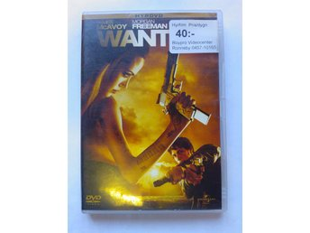 DVD - Wanted