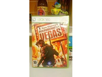 XBOX 360 : Tom Clancy's Rainbow Six : Vegas
