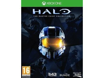 Halo: The Master Chief Collection - Xbox Live - Xbox One - Digitalkod