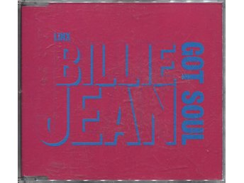 Linx - Billie Jean Got Soul - 1997 - CD Maxi
