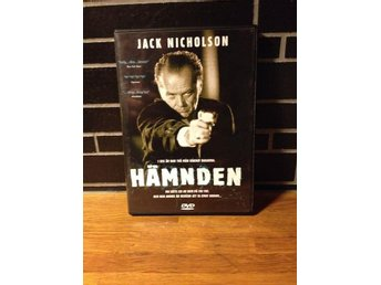 HÄMDEN (The crossing guard) - Jack Nicholson - Malmö - HÄMDEN (The crossing guard) - Jack Nicholson - Malmö