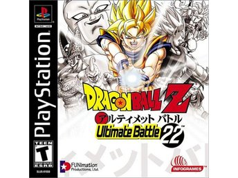 Dragon Ball Z: Ultimate Battle 22 (USA) - Playstation