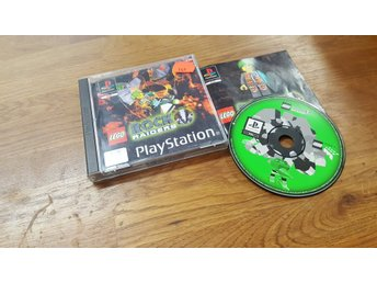 LEGO ROCK RAIDERS BEG PS1