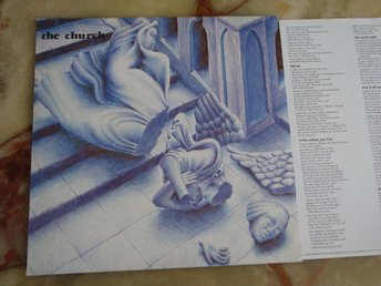 CHURCH THE  - THE CHURCH LP 1981