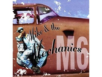 Mike The Mechanics: Mike The Mechanics (M6) (CD) - Nossebro - Mike The Mechanics: Mike The Mechanics (M6) (CD) - Nossebro