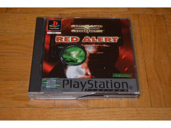 Command & Conquer - Red Alert - Playstation PS1