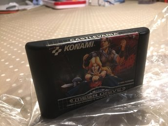 Castelvania The New Generation (Bloodlines)