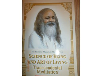 SCIENCE OF BEING AND ART OF LIVING religion hinduism kult filosofi livsåskådning