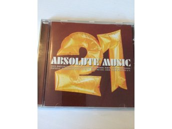 Absolute music 21 - 1996