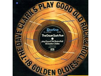 LP Dave Clark Five play Good old rock & roll