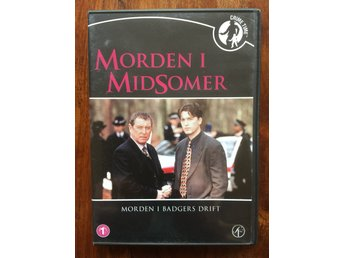 "Morden i Midsomer 1 - ""Morden i Badgers Drift"""