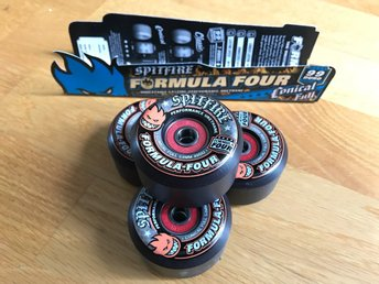 Spitfire Formula Four Conical Full 53mm 99du
