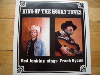 Red Jenkins / King of the Honky Tonks.