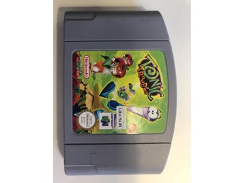 Tonic Trouble n64