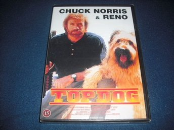 Top Dog - Chuck Norris    *INPLASTAD*