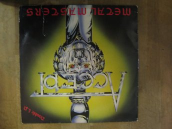 Accept- Metal Masters (2-LP)