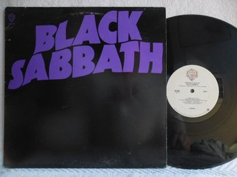 BLACK SABBATH - MASTER OF REALITY - BS 2562