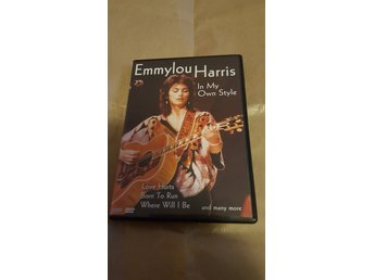 Emmylou Harris - In My Own Style DVD