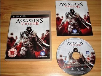 PS3: Assassins Creed II 2