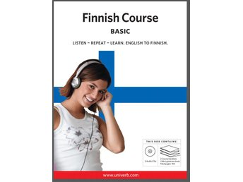 Finnish basic course CD