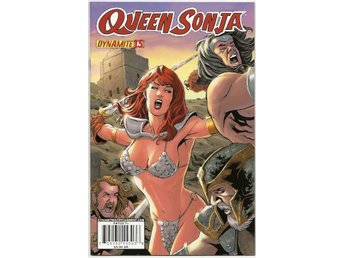 Queen Sonja # 13 Cover B NM Ny Import REA!