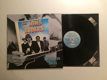 THE LONG RYDERS – TWO FISTED TALES, orig SWE 1987
