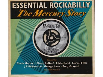 V-A- The Mercury Story -rockabily  2 CD