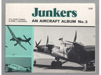 Junkers - An Aircraft Album No. 3