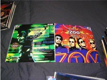 U2 Zoo TV Live from Sydney - Musik 2st LD - Forshaga - U2 Zoo TV Live from Sydney - Musik 2st LD - Forshaga